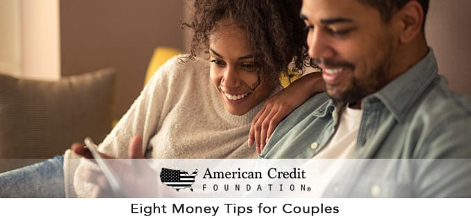 eight money tips for couples