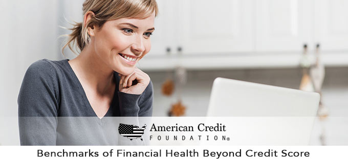 Benchmarks of Financial Health Beyond Credit Score