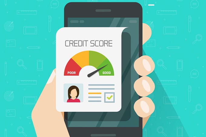 keep in mind impact on credit score