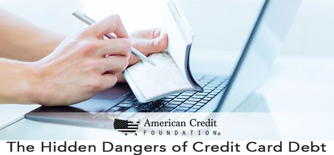 The Hidden Dangers of Credit Card Debt