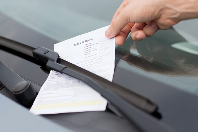 not paying parking tickets can hurt your credit score